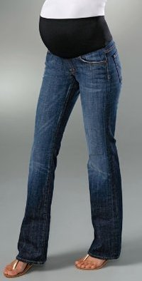fffabulous - citizens of humanity kelly maternity jean